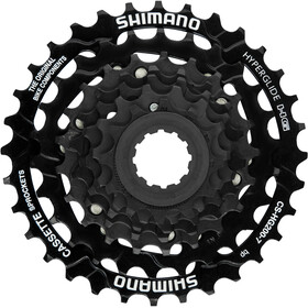 Shimano CS-HG200 cassette 7-voudig zwart